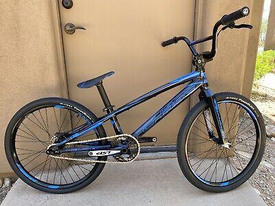 BMX Bicycle BLACK WHITE 1 piece Crank Set CR-MO 44 teeth GT Power Series DHL