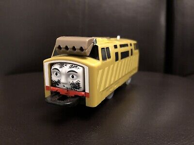 Thomas Trackmaster Diesel 10 Crash And Repair TESTED And WORKING.