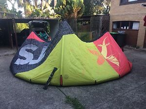 Best ts 15m Lw kiteboarding kite 2015 Gymea Sutherland Area Preview