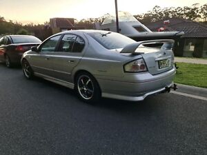 Clean ba xr6 has Aftermarket parts throughout Toormina Coffs Harbour City Preview