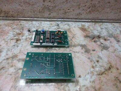 Charmilles Board 814126 C 854667 200 Sinker Edm 814126c Lot Of 3 Pieces
