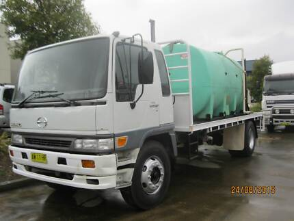 hino fg directional boreing support mixing tank Blacktown Blacktown Area Preview