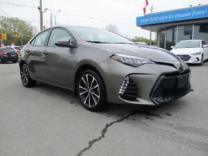 2019 Toyota Corolla SE SUNROOF, ALLOYS, BACKUP CAM, MYCAR POW...