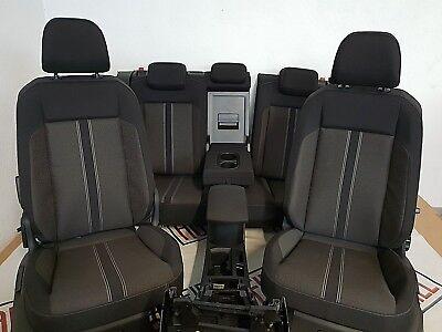 VW T-Roc A1 Stoffsitze Sitzausstattung Sitzheizung schwarz Cloth Seat heating gebraucht kaufen  Offenbach