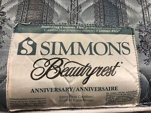 Queen size Simmons BED!! $100 obo