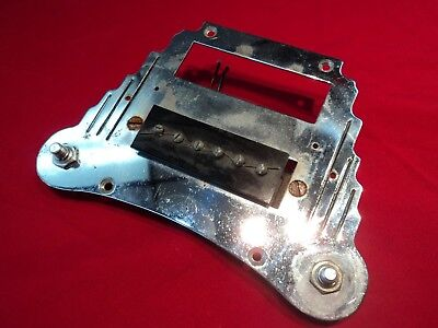 "VINTAGE VALCO/SUPRO ""TONEMASTER"" LAP STEEL GUITAR PICKUP AND CONTROL ASSY for sale  Plano"