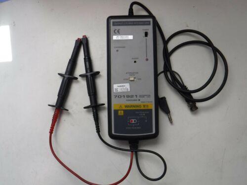 Yokogawa 701921 Differential Probe 700V / 100 MHZ