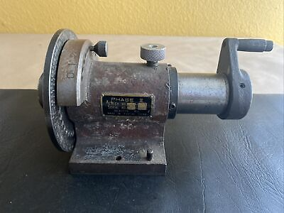 Phase Ii 5c Collet Index Spin Index Fixture 225-204 Sc