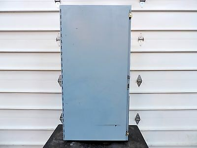 Hoffman Electrical Enclosure A-482408lp 48x24x8 Electric Box Control V-698274