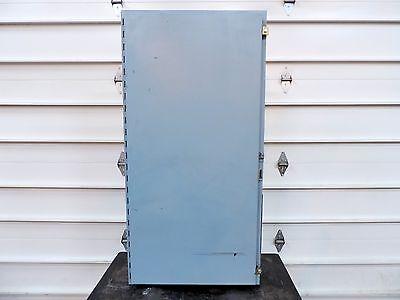 Hoffman Electrical Enclosure A-482408lp 48x24x8 Electric Box Control V-698274