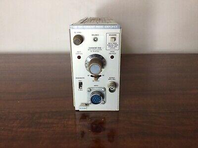 Tektronix Am 503 Current Probe Amplifier Plug In