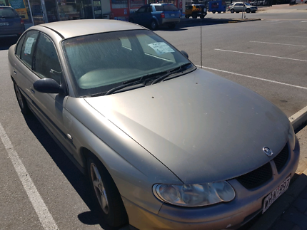 2001 vx commodore LPG Rosewater Port Adelaide Area Preview