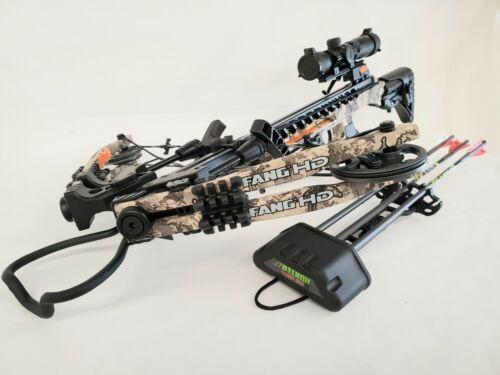 NEW! PSE Fang HD Crossbow