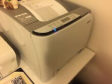 Lanier (Ricoh) colour laser printer (2-sided printing) Bruce Belconnen Area Preview