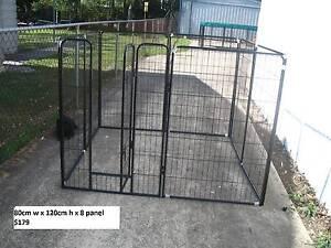 BRAND NEW Pet Dog Encl Play Pen Run-120cmHx80cmWx8 PANEL Kingston Logan Area Preview