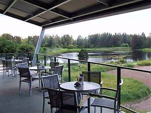 Spoonbill Cafe at beautiful Hunter Wetlands Centre Shortland Newcastle Area Preview