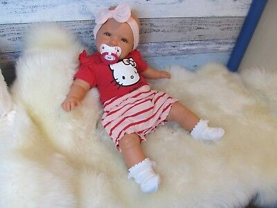 ninisingen Reborn Reallife Lia NEU Juan Puppe Babypuppe Baby Künstlerpuppe