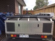 2009 camper trailer ( mars trailer) Lalor Whittlesea Area Preview