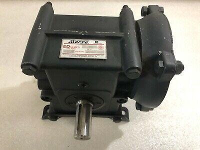 Morse Ed Series 20gedc 40 Ratio Speed Reducer S38
