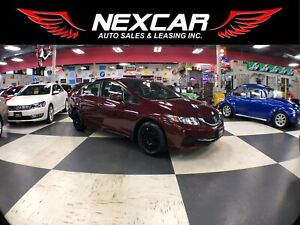 2015 Honda Civic LX 5 SPEED A/C H/SEATS BACKUP CAMERA BLUETOOTH
