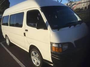 1999 Toyota Hiace Van/Minivan Heatherton Kingston Area Preview