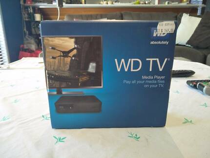 WD TV media player |||| Western Digital