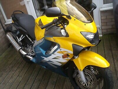 HONDA CBR600FX 1999 ON A T REG PRIVATE PLATE INC IN SALE
