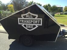 Motorbike trailer hire Burns Beach Joondalup Area Preview