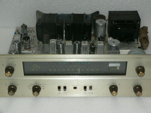 1 Fisher 400 Tube Receiver (Working) just serviced
