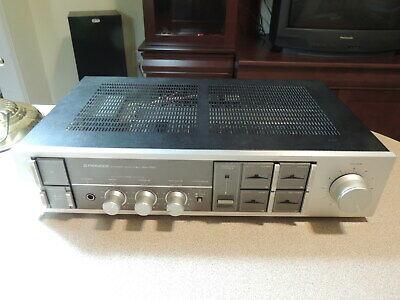 98d78271c64d1 Pioneer SA 1000 Stereo Amplifier Original Service Manual X Rare