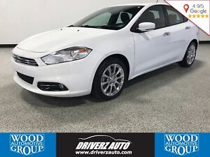 2013 Dodge Dart Limited/GT LEATHER, NAV, Financing Available