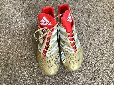 Adidas, Predator Accelerator, Zinedine Zidane limited edition, Brand New, boxed,