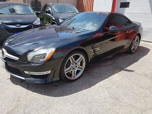 2013 Mercedes-Benz SL-Class SL 63 AMG *WOW* *NAV / Rear Camera*