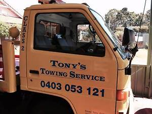 Tony's Towing Perth Perth City Area Preview