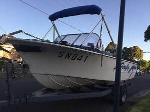 16 feet Firefly fishing boat Clayton Monash Area Preview