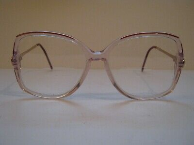 Vintage Women's Gucci Eyeglasses Glasses with Clear Lenses Plus Readers
