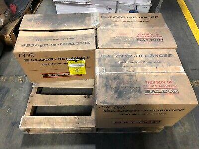 Baldor Motor 100 Per Motor 2 Motors Left