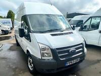Ford Transit 2.2TDCi ( 155PS ) ( EU5 ) ( RWD ) 350 LWB 2014/63 Registration