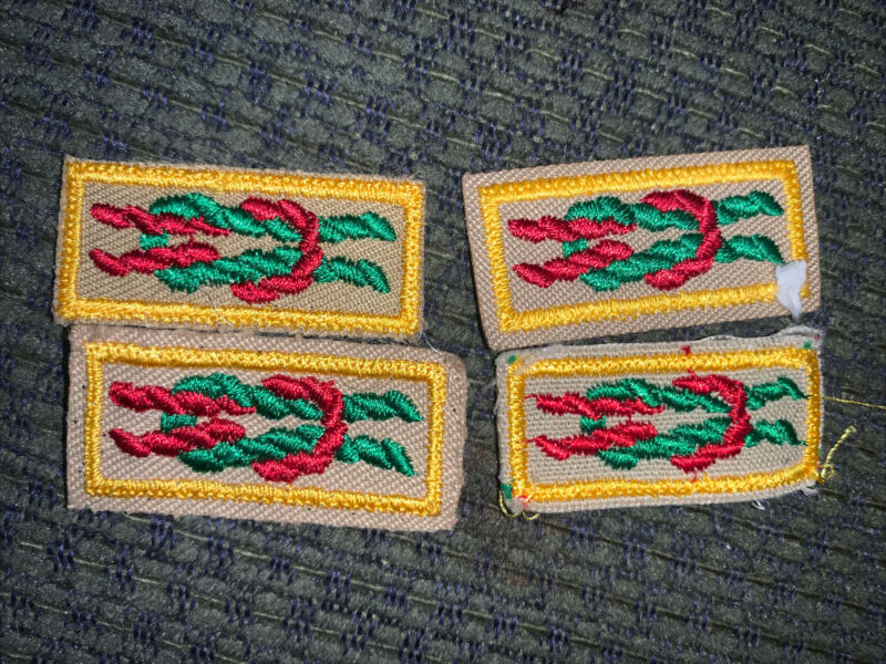 Current Issue Boy Scout Arrow Of Light Award Knot