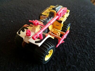 1988 G.I JOE TIGER PAW VEHICLE , ACTION FORCE, VINTAGE TIGER FORCE