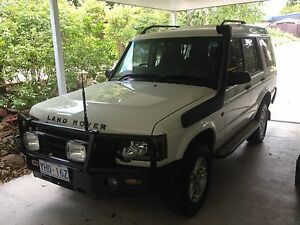 2003 Land Rover Discovery Wagon Mawson Woden Valley Preview