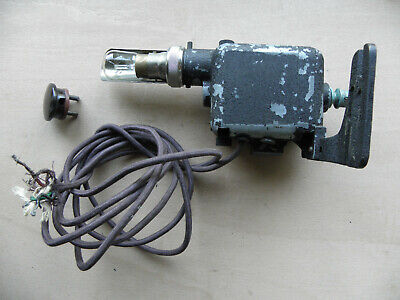 VINTAGE NEEDLELITE SEWING MACHINE MOTOR CARTER ELECTRICAL 200/50V UNIVERSAL ACDC for sale  Shipping to Nigeria