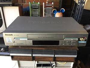 Panasonic VCR Video Cassette Recorder VHS Player Stanhope Gardens Blacktown Area Preview