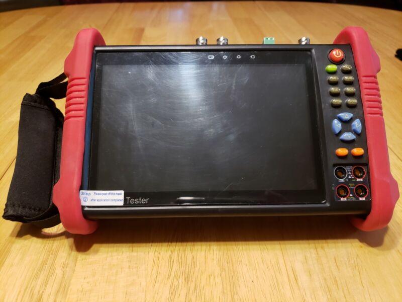 "IPC TESTER - MC700-5-IP-S | 7"" Touch Screen Tester 5 In 1 IP/AHD/TVI/CVI/Analog"