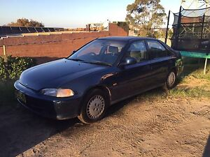 Perfect Project car Honda Civic Newcastle Newcastle Area Preview