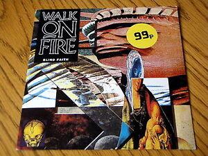 WALK-ON-FIRE-BLIND-FAITH-7-VINYL-PS