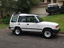 1996 Land Rover Discovery Wagon Allambie Heights Manly Area Preview