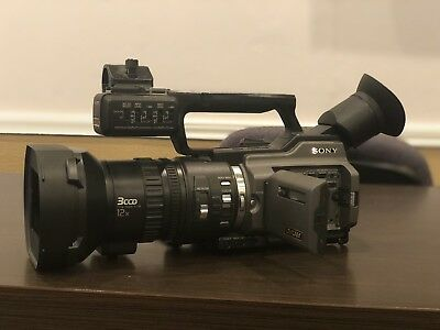 Roland V-8 Video mixer And 2 Sony Camcorders (Sony Video Mixer)