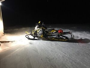 Skidoo summit X 800etec 2012