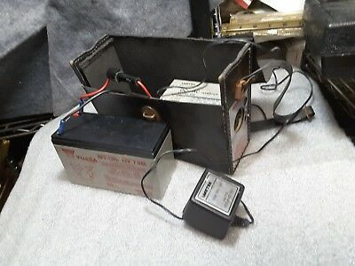 Ametek Model 996 Portable Generator Dc-ac Inverter Stroboscope Rare Sale 199